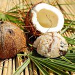 Kalorier i Kokosnød