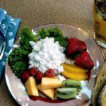 Kalorier i Hytteost