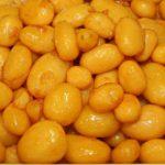 Kalorier i Brunede Kartofler