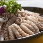 Kalorier i Blæksprutte