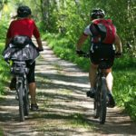 Kalorieforbrænding: cykling