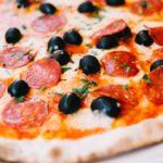 Kalorier i Pizza