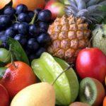 kalorietabel frugter