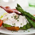 Kalorier i Hønsesalat