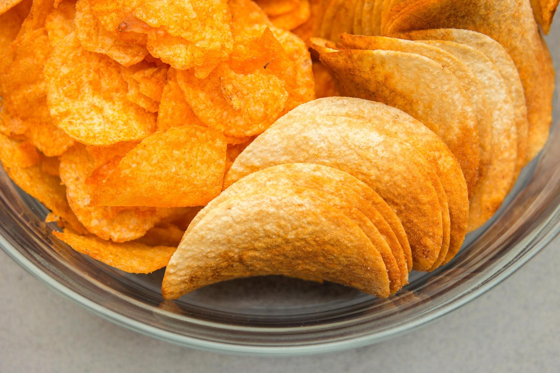 kalorier i chips