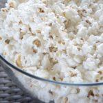 Kalorier i Popcorn
