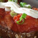 Kalorier i Makrel i Tomat