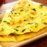 Beregn kalorier i opskrift: æggeret