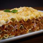 Kalorier i Lasagne