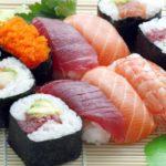 kalorier i sushi