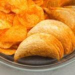 kalorietabel chips og snacks