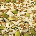 kalorietabel frø og kerner