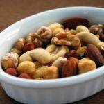 kalorietabel nødder