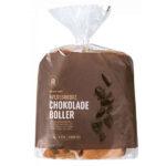 Kalorier i Rema 1000 Hvedebrødre Chokolade Boller