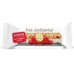 Kalorier i Easis Free Jordbærbar