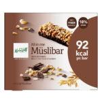 Kalorier i Karen Volf All in One Müslibar Mørk Chokolade