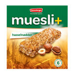 Kalorier i Ravensbergen Muesli+ Hasselnødder