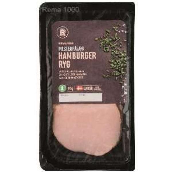 kalorier i hamburgerryg