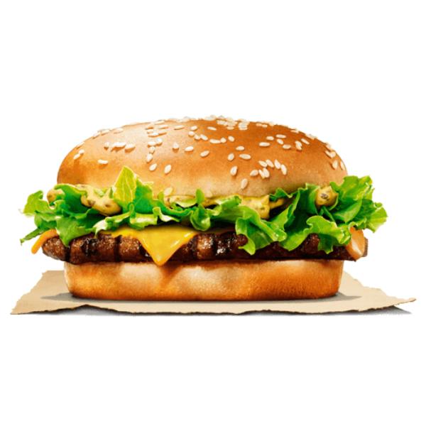 Kalorier i Burger King Big King Jr