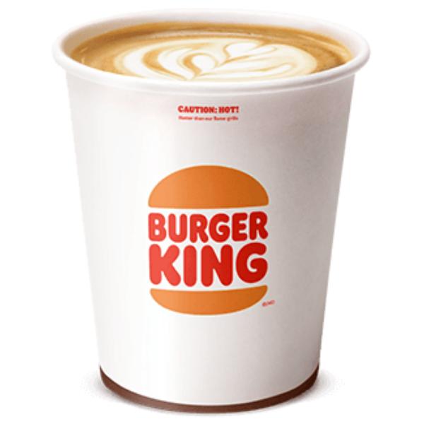Kalorier i Burger King Cafe Latte