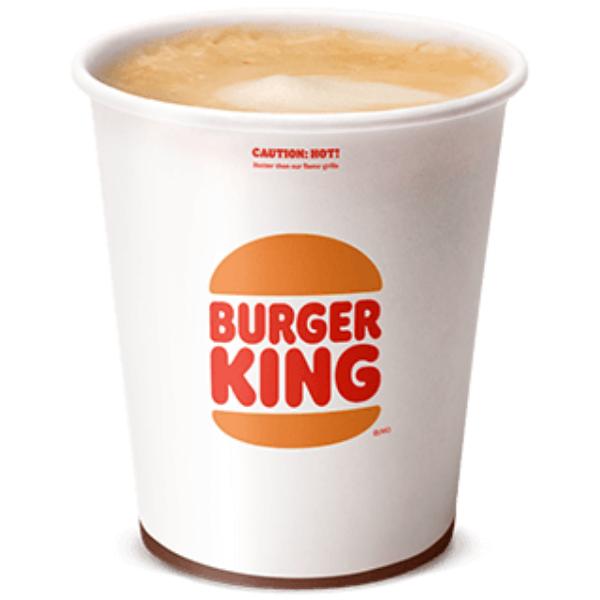Kalorier i Burger King Cappuccino