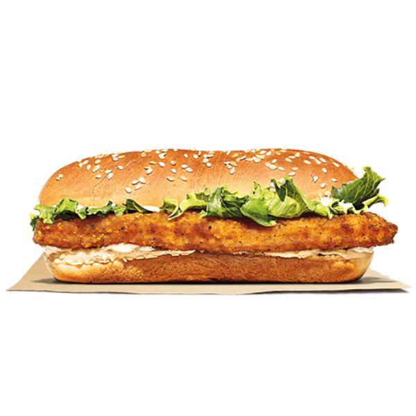 Kalorier i Burger King Chicken Royale