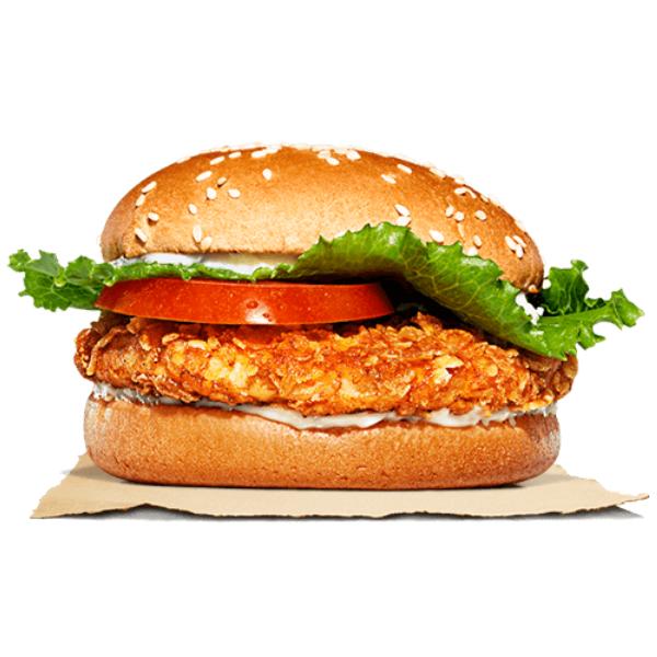 Kalorier i Burger King Crispy Chicken
