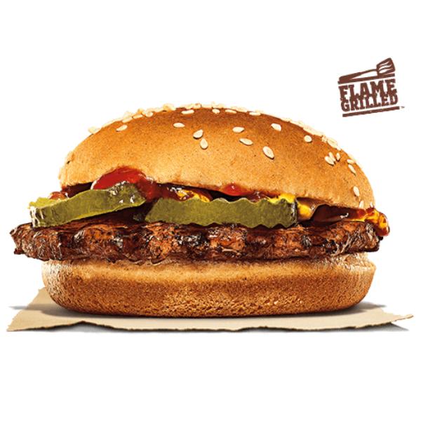 Kalorier i Burger King Hamburger