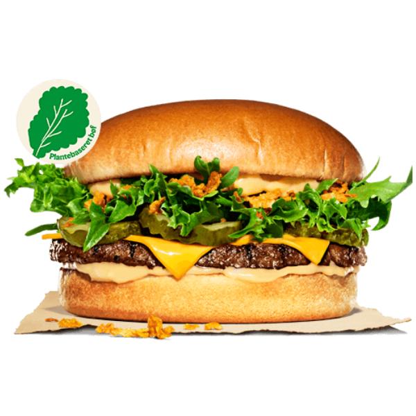 Kalorier i Burger King Plant-Based Roasted Onion