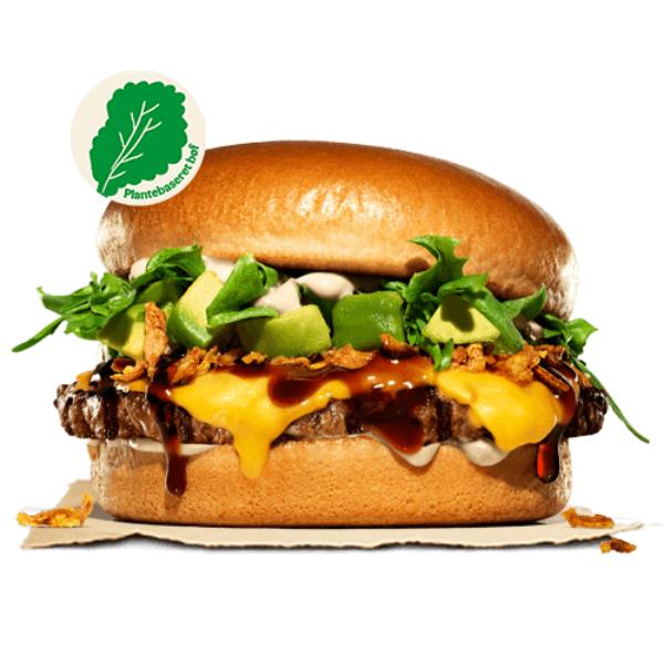 Kalorier i Burger King Plant-Based Tokyo Black Garlic