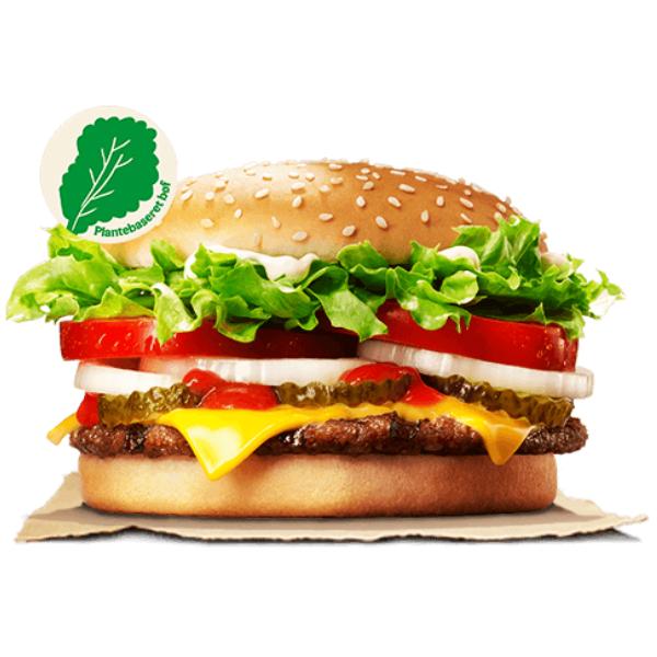 Kalorier i Burger King Plant-Based Whopper Cheese