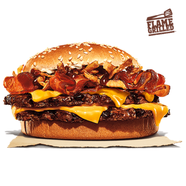 Kalorier i Burger King Steakhouse Bacon King