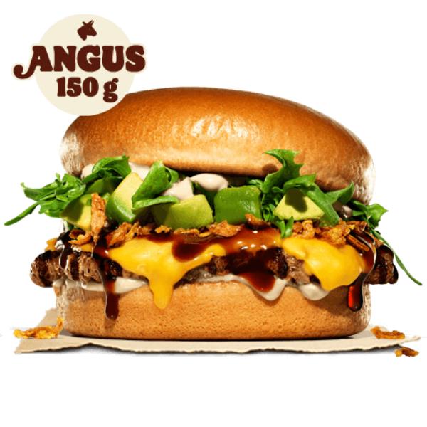 Kalorier i Burger King Tokyo Black Garlic