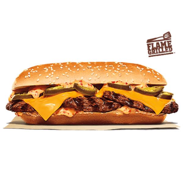 Kalorier i Burger King X-Long Chili Cheese
