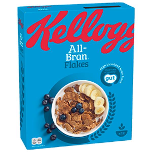 Kalorier i Kellogg's All-Bran Flakes