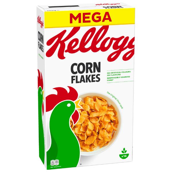 Kalorier i Kellogg's Corn Flakes