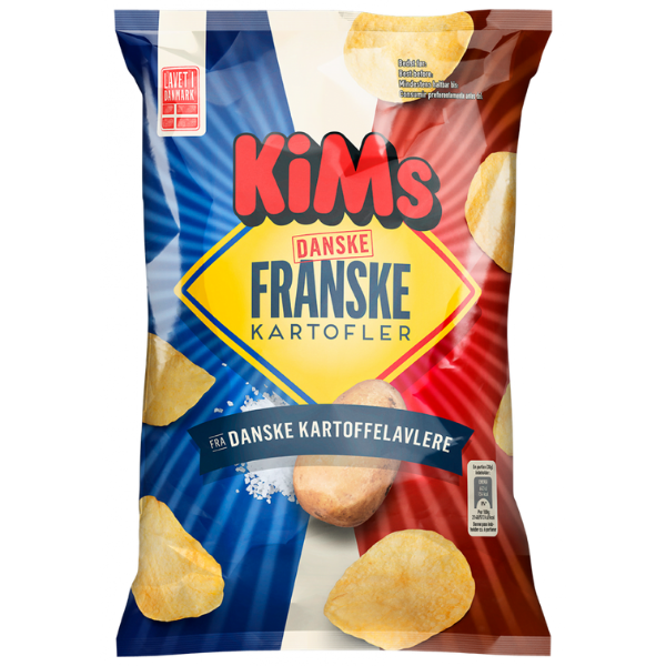 Kalorier i KiMs Danske Franske Kartofler