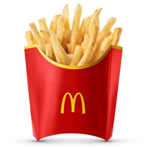 Kalorier i McDonald's Pommes Frites